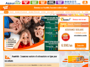 Restructuration des sites AssurMix