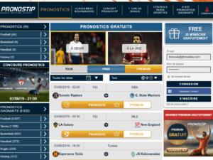 Pronostip – Leader des pronostics gratuits