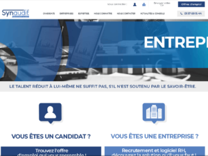 Synaudit – Recrutement & Audit